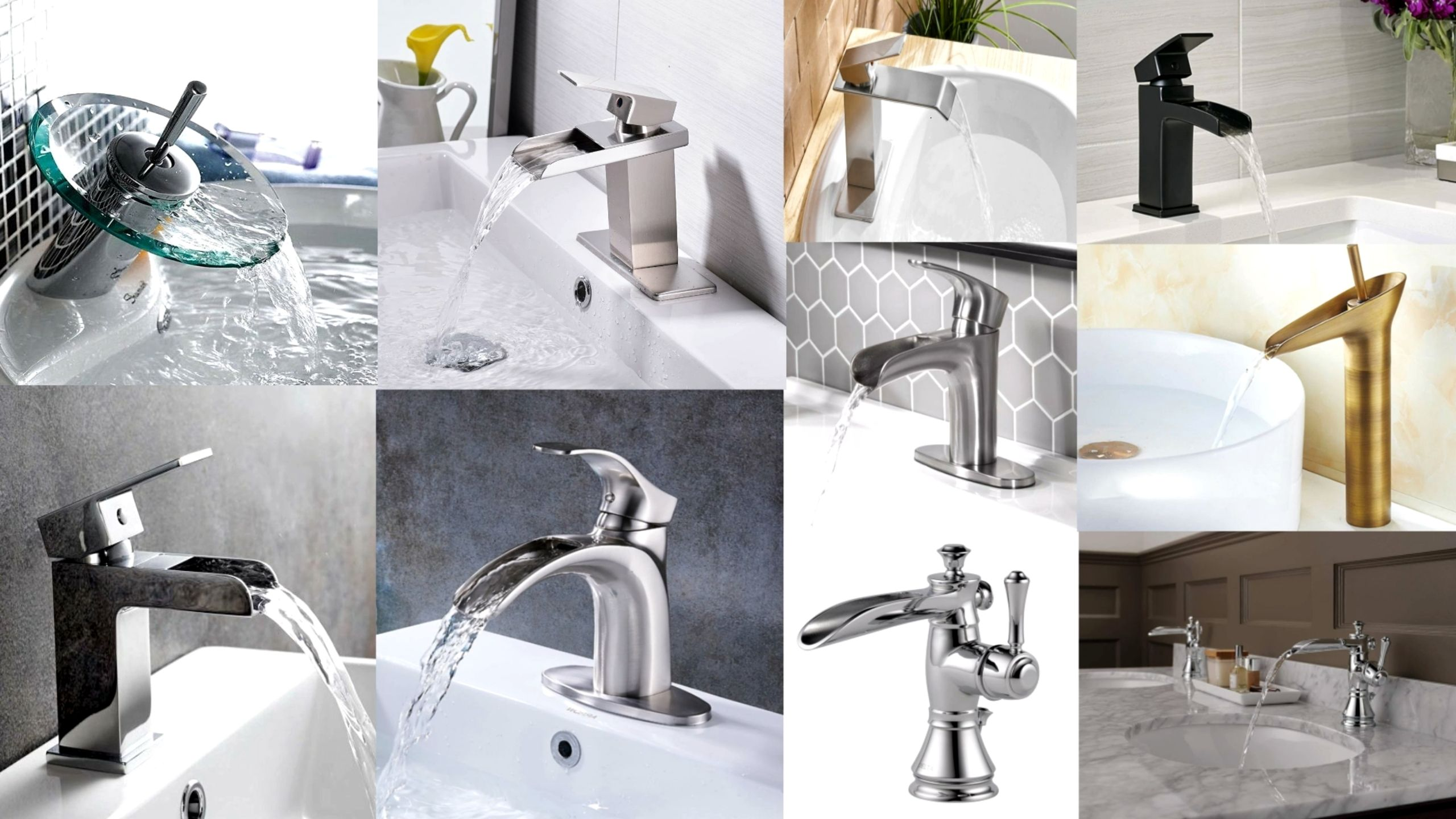 Best Waterfall Faucets
